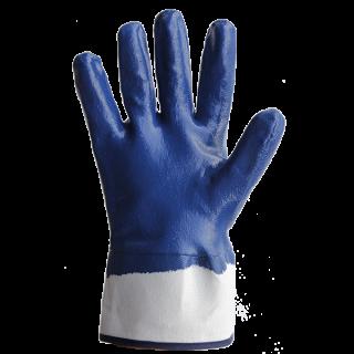 ถุงมือผ้าเคลือบยางไนไตร