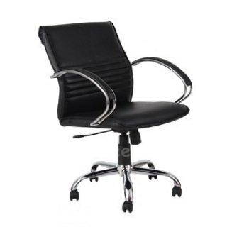 เก้าอี้หัวพับบี16 เท้าแขนโครเมี่ยม