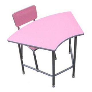 โต๊ะอนุบาล 1 ที่นั่ง B-01
