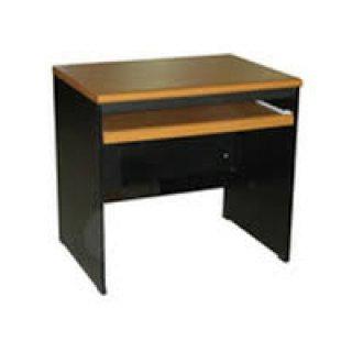 โต๊ะคอมโล่งเมลามีน