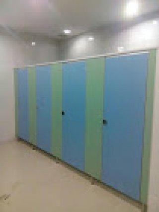 ผนังกั้นห้องน้ำ พระนครศรีอยุธยา
