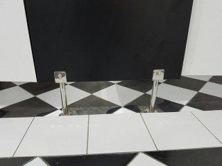 ผนังกั้นห้องน้ำ สมุทรสงคราม