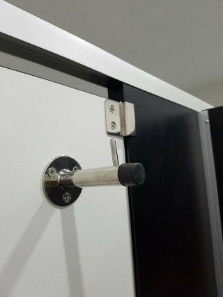 ผนังห้องน้ำวิลลี่