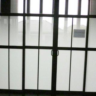 สติ๊กเกอร์ฝ้าติดกระจก