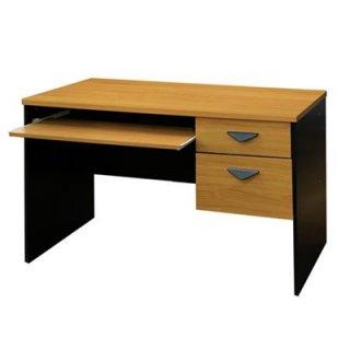 โต๊ะคอมพิวเตอร์ เมลามีน หนา 25 มิล