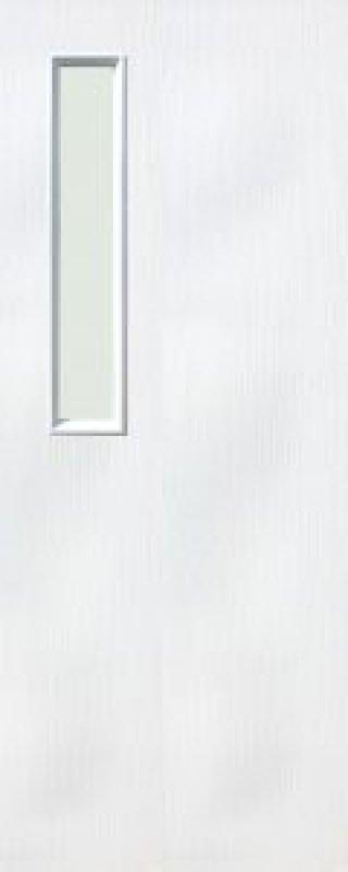 HDF ประตูกระจกนิรภัย
