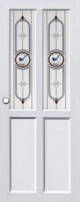 ประตู uPVC Profile Classic Art Series