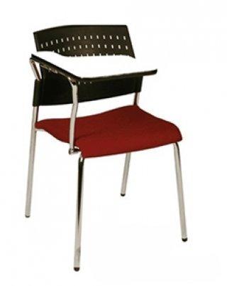 เก้าอี้โพลีเลคเชอร์ พนักพิงมีรู