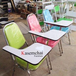 เก้าอี้จัดเลี้ยงเลคเชอร์ ขาสแตนเลส