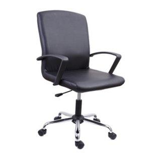 เก้าอี้สำนักงาน บี-10 หนังพีวีซี