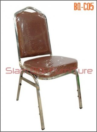 เก้าอี้จัดเลี้ยง หัวมงกุฏ