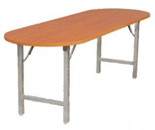 โต๊ะพับไม้ปาติเกิล