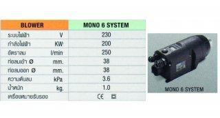 MONO 6 SYSTEM