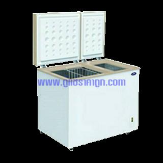 ตู้แช่ 2 ระบบ รุ่น SDH-0225