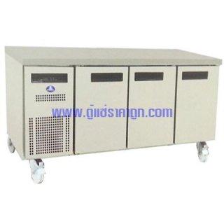 ตู้แช่เคาน์เตอร์สแตนเลส 3 ประตู รุ่น SFC-1807-AR-Freezer