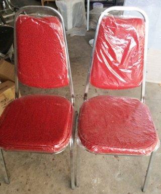 เก้าอี้จัดเลี้ยง เหล็กหนา 1 มิล