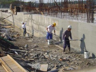General purpose flexible cement Coating
