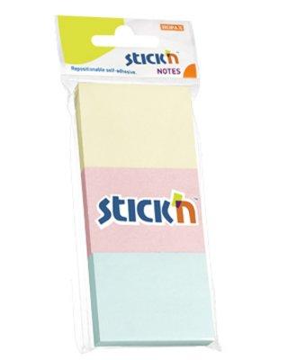 กระดาษโน๊ตกาวในตัว Stick n 21126