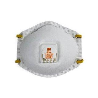 หน้ากากกันฝุ่น/เคมี 3M รุ่น 8511 N95