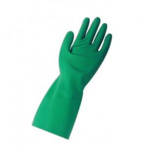 ถุงมือยางไนไตร MICROTEX รุ่น HI CHEM 1513