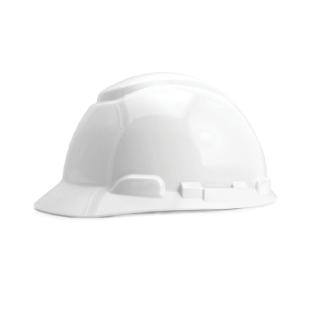 หมวกนิรภัย แบบปรับเลื่อน รุ่น H-700P (สีขาว)