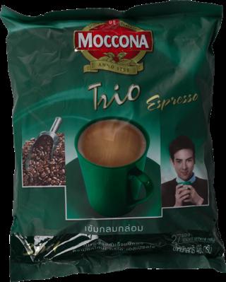 กาแฟ มอคโคน่า ทรีโอ 3in1 Espresso Roast