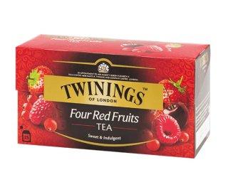 ชาซอง ทไวนิงส์ Four Red Fruits