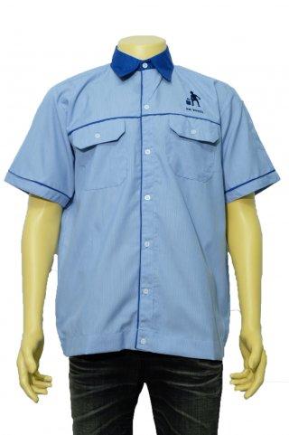 เสื้อเชิ้ตสีฟ้า