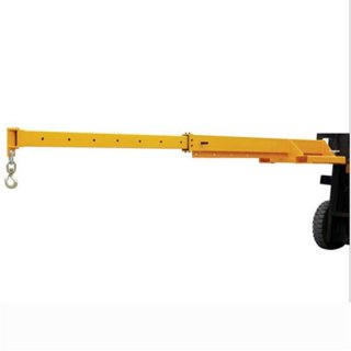 Crane Attachment Telescopic Fork Mounted Jibs