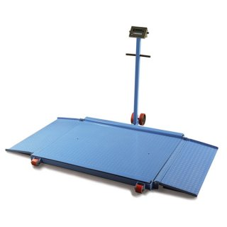 Mobile Weighing Scale NC series