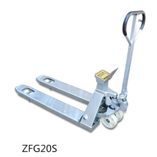 Mobile Weighing Cart ZFG ZFS series