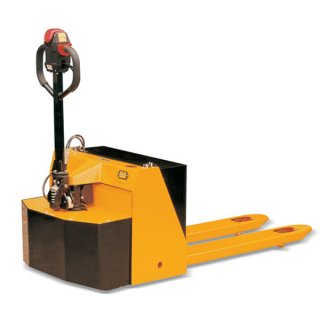 Semi Electric Pallet Truck SE series
