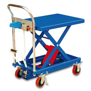 Mobile Lift Table HEX series