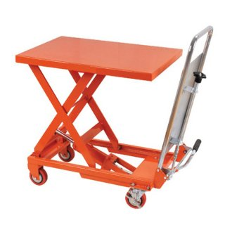 Single Scissor Standard Hydraulic Lifting Table