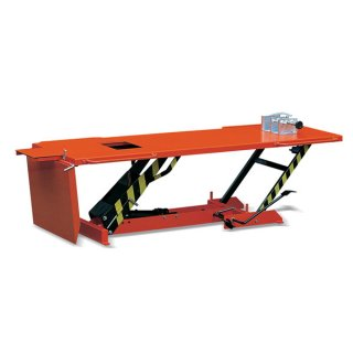 Motorcycle Lift Table MC500