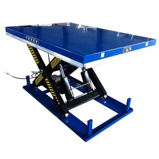 Stationary Electric Lifting Table Equipment