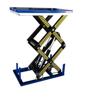 Electric Double Scissor Lift Table
