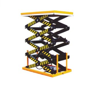 Four Scissor Electric Lift Table