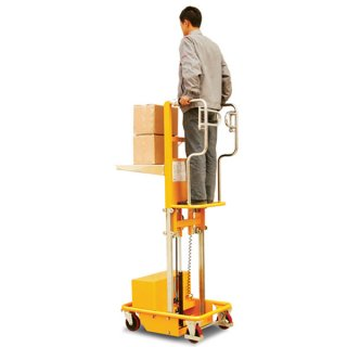 Electric Order Picker WF series
