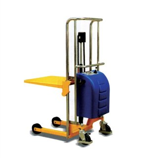 Flat Plate type Semi Electric Stacker