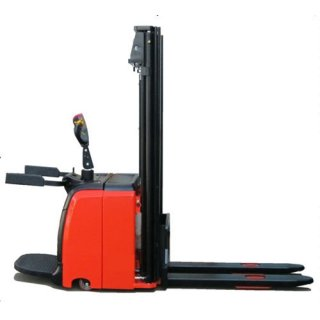 Full Electric Pallet Stacker with EPS