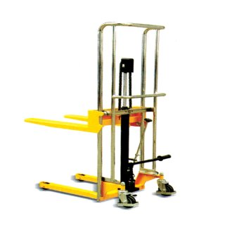 Light Weight Hydraulic Pallet Stacker