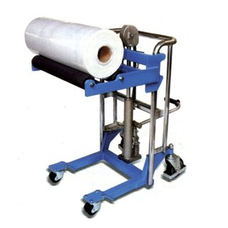 Manual Hydraulic Roll and Reel Work Positioner