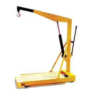 Economiacal Euro Shop Crane For Sale YLK500