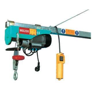 Mini Electric Hoist MB series
