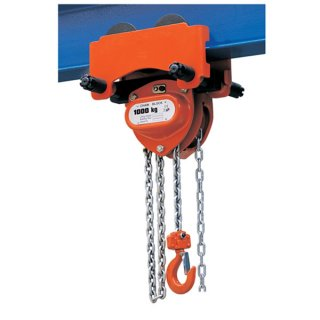 Push/Geared Trolley Combination Hoist CNG series