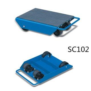 Skates with Castor SC series