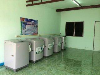 เครื่องซักผ้าหยอดเหรียญราคาถูก 10 kg จ ลพบะรี