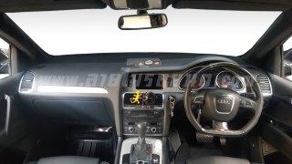 เคฟล่าห์แท้ตบแต่งรถยนต์ AUDI Q7