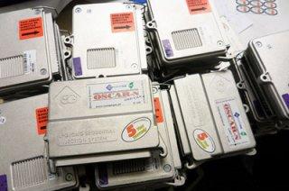 กล่องสมองกล E.C.U,  OBD CAN, SAS-120Mhz.